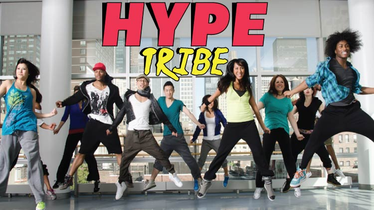Group Fitness Hype Tribe!