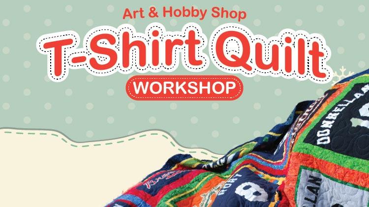 T-Shirt Quilt Workshop