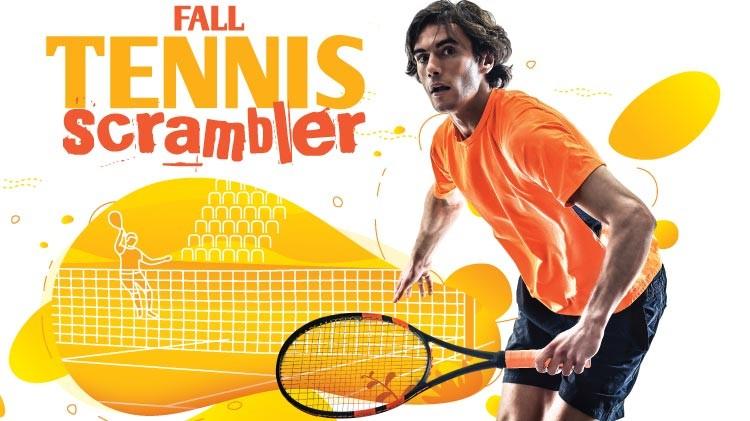 Fall Tennis Scrambler