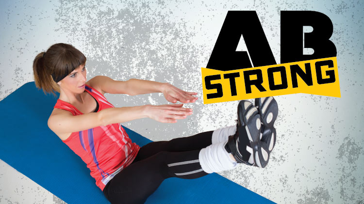 AB Strong with Angel at Stout PFC