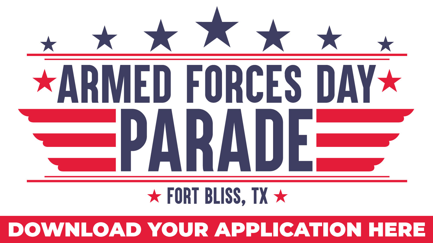 2020 Armed Forces Day Parade Applications