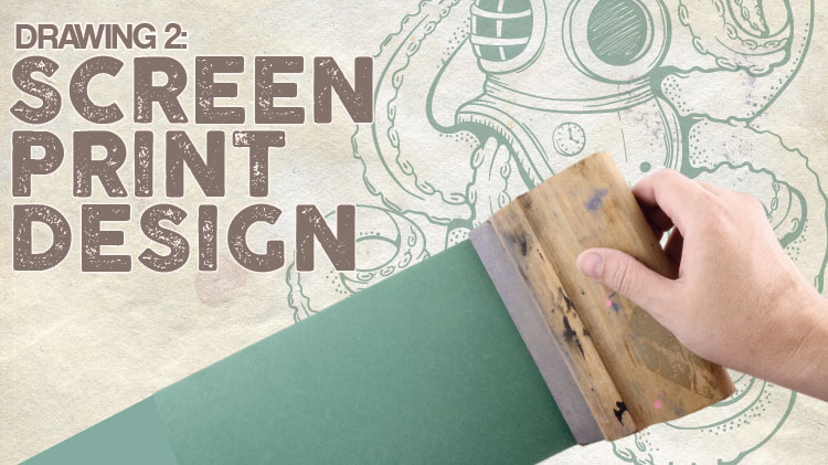 Screen Print Design