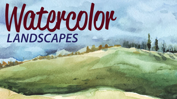 Art & Hobby Shop: Water Color Landscapes with EPAA