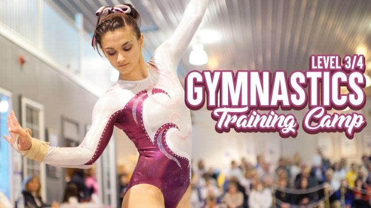 SKIES Gymnastics Training Camp Level 3/4
