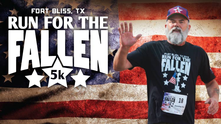 Run for the Fallen 5K & 1 Mile Walk