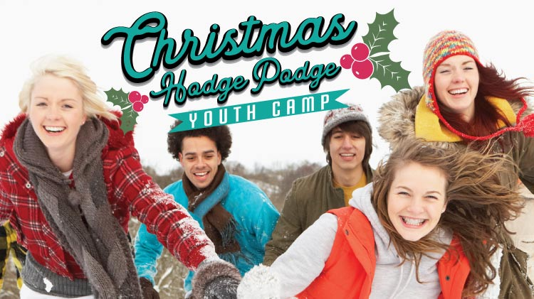 Replica Youth Center's Christmas Hodge Podge Youth Camp!
