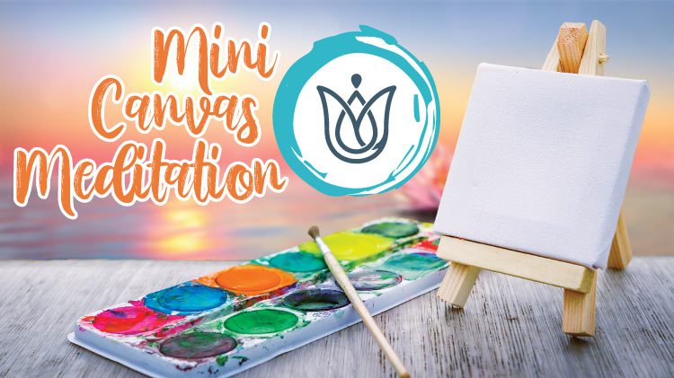 Mini Canvas Meditation