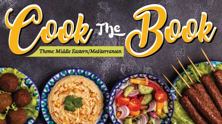 Cook the Book: Middle Eastern/Mediterranean