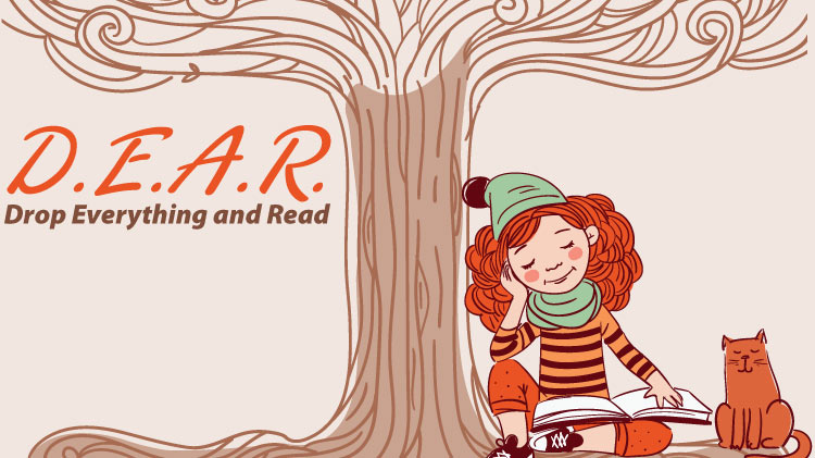 D.E.A.R. Drop Everything and Read