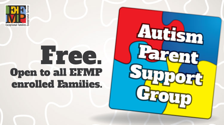 Autism Parent Support Group.