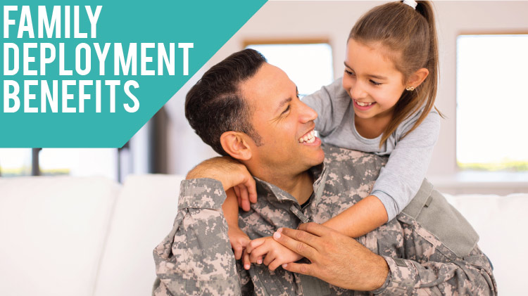 Child and Youth Services Deployment Benefits
