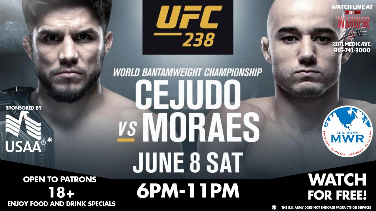 UFC 238