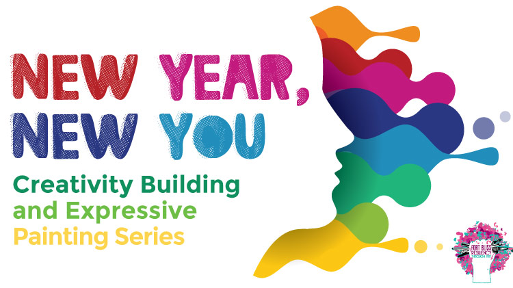 Art & Hobby Shop: New Year, New YOU!
