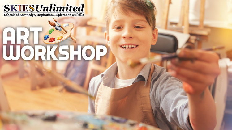 SKIESUnlimited Art Workshop