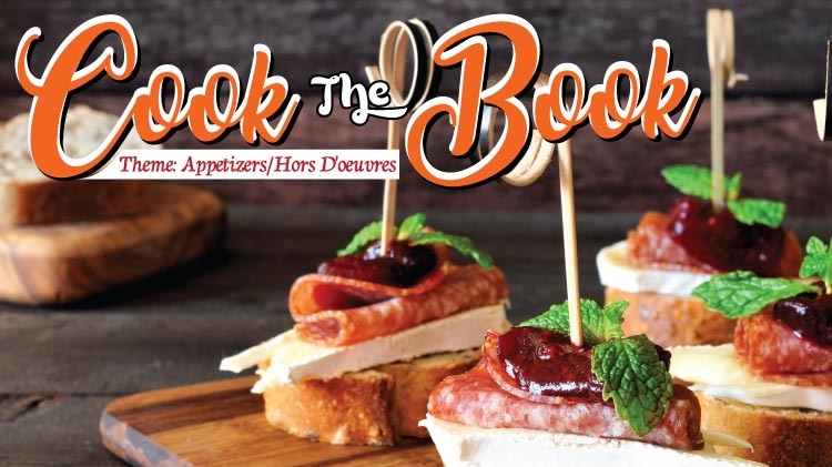 Cook the Book - Appetizers/Hors D'oeuvres!