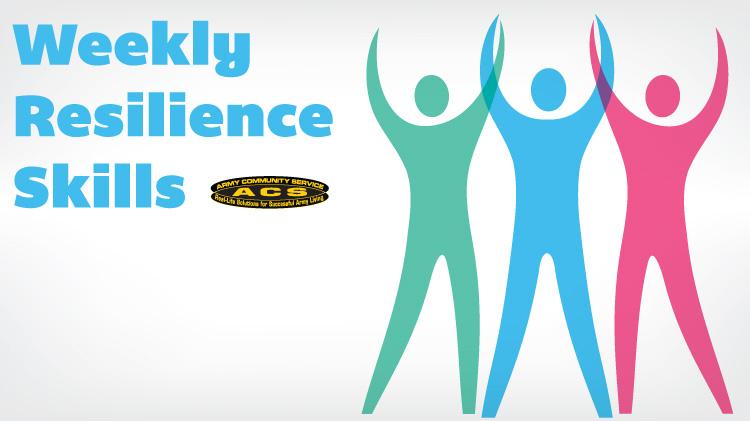 Weekly Resilience Skills