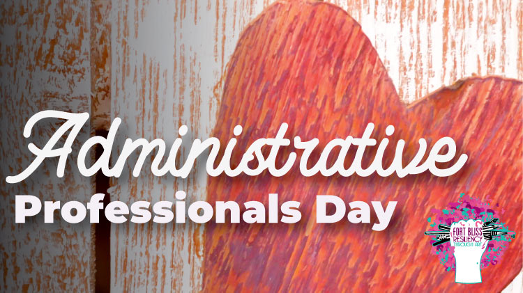Art & Hobby Shop: Administrative Professionals Day