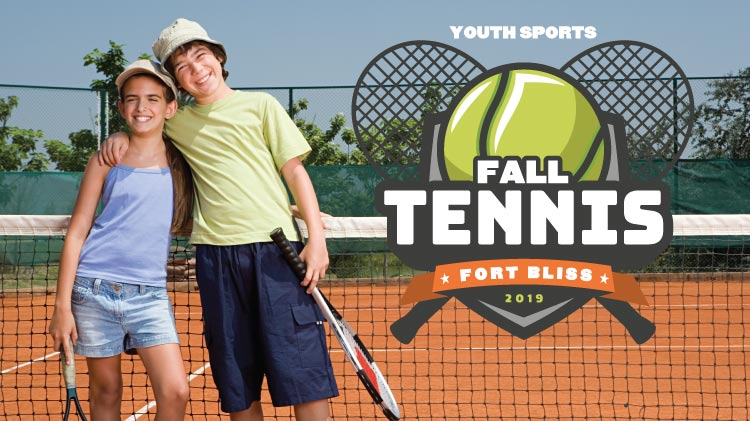 Youth Sports Fall Tennis
