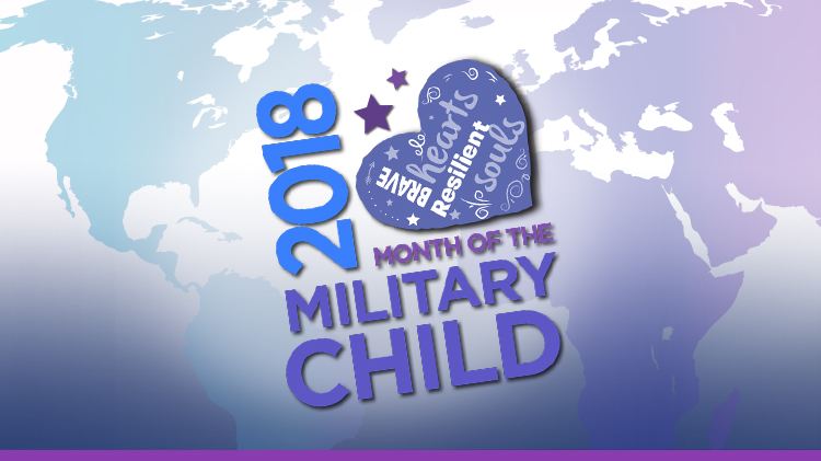 Month of the Military Child