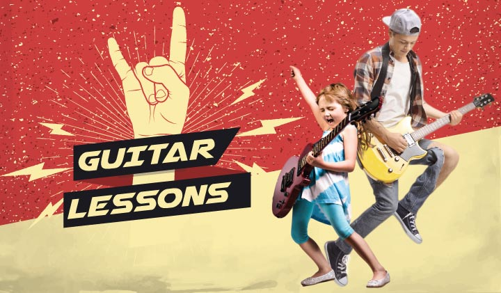 SKIES Guitar Classes