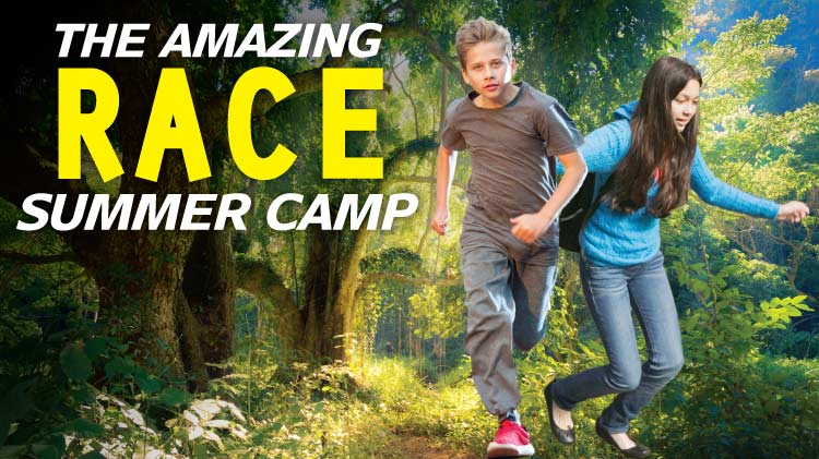 RYC The Amazing Race Summer Camp Season V!