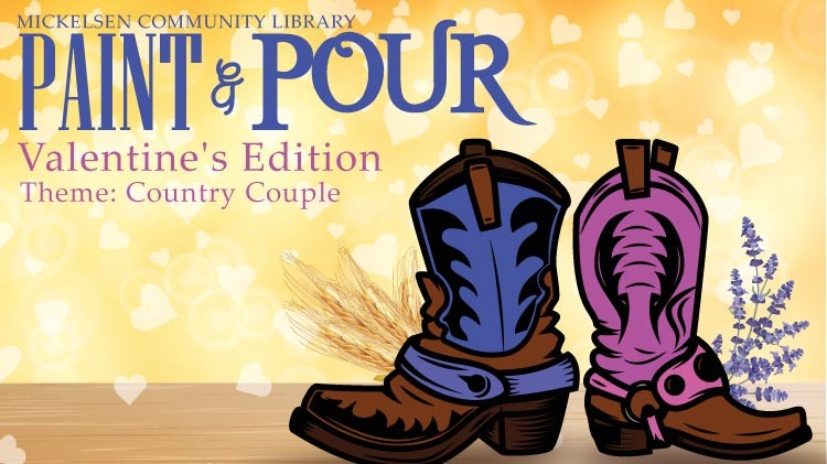 Paint N' Pour: Country Couple