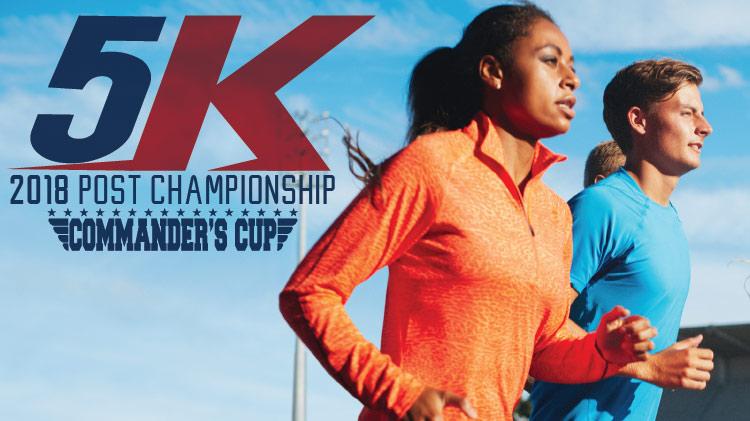 Commander's Cup 5K Post Championship