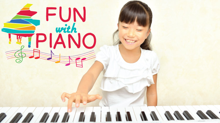 Fun with Piano Summer Camps