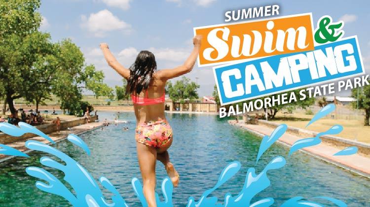 Summer Swim & Camping