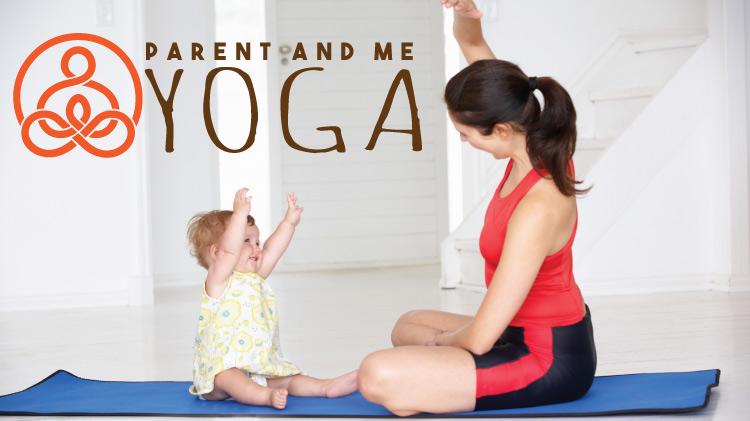 SKIES Parent and Me Yoga
