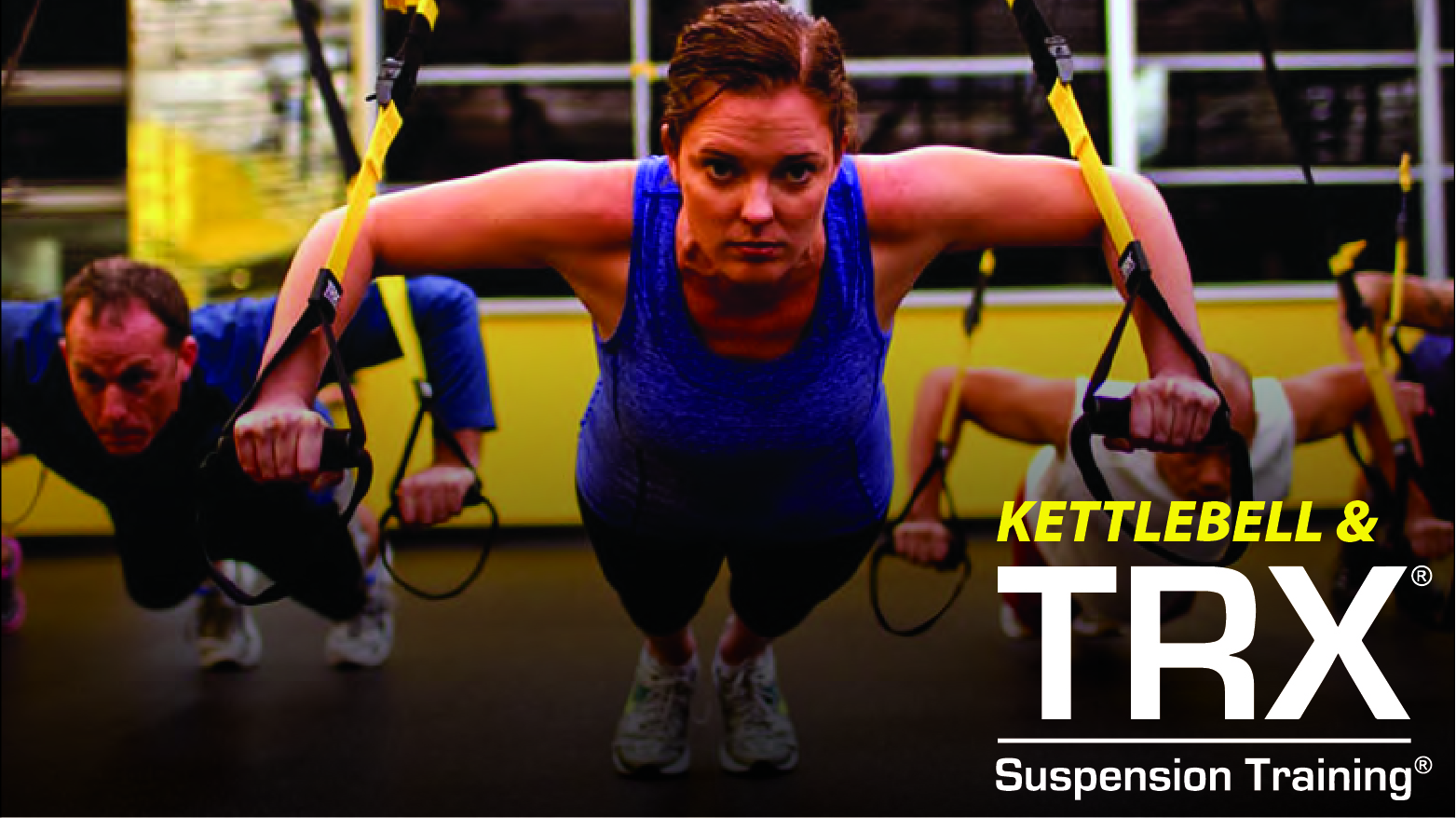 Kettlebell/TRX with Chris at Stout PFC