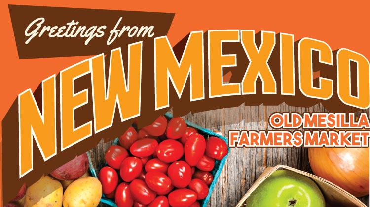 Outdoor Recreation: Old Mesilla Farmers Market