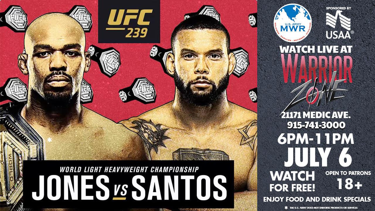 UFC Fight 239