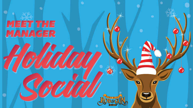 Meet the Manager Holiday Social