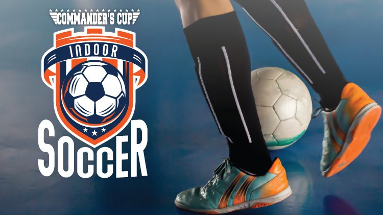 Commander's Cup Indoor Soccer