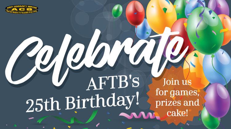 AFTB's Birthday Celebration!