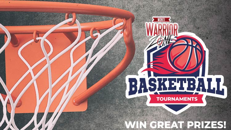 Monti Warrior Zone Basketball Tournament