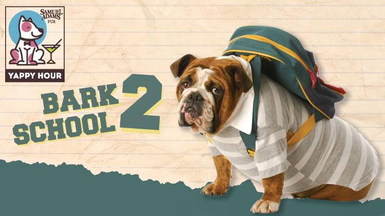 Bark 2 School: Yappy Hour