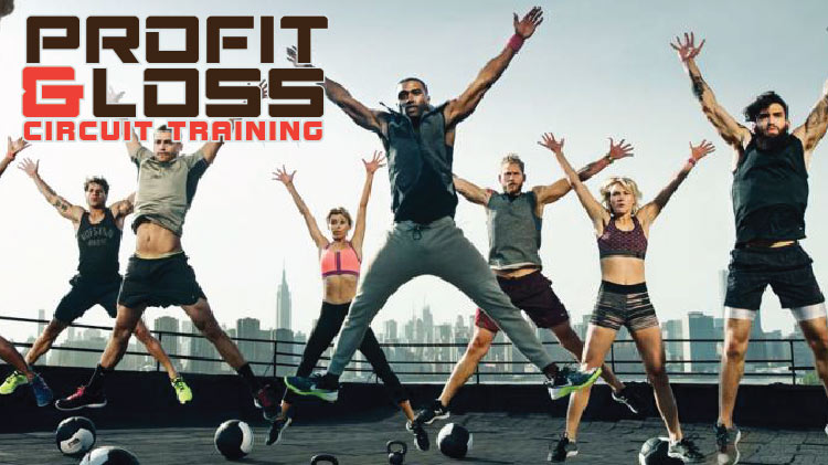 Group Fitness Profit & Loss!